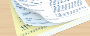 NCR Forms Designed and Printed Wellingborough, Northampton, Corby, Kettering